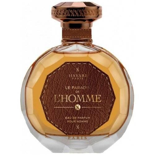 Тестер Hayari Parfums Le Paradis de L`Homme 100 мл (для мужчин)