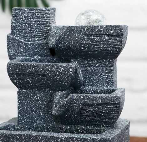 Фонтан Баланс - декоративный настольный сувенир