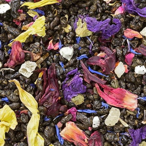 Дворец султана - зеленый чай с натуральными добавками