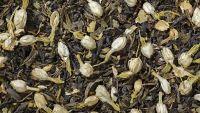 Чай зеленый с бутонами жасмина