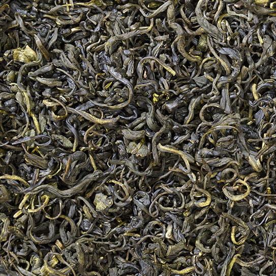 Граф Грей - зеленый чай с бергамотом