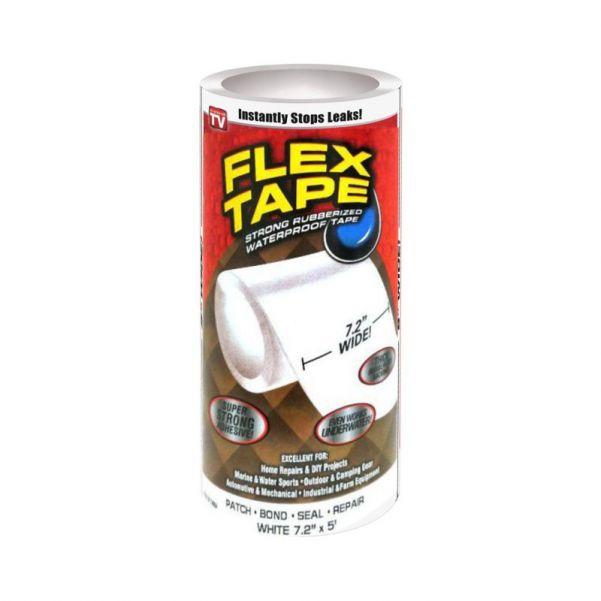 Сверхсильная клейкая лента Flex Tape, 18х150 см