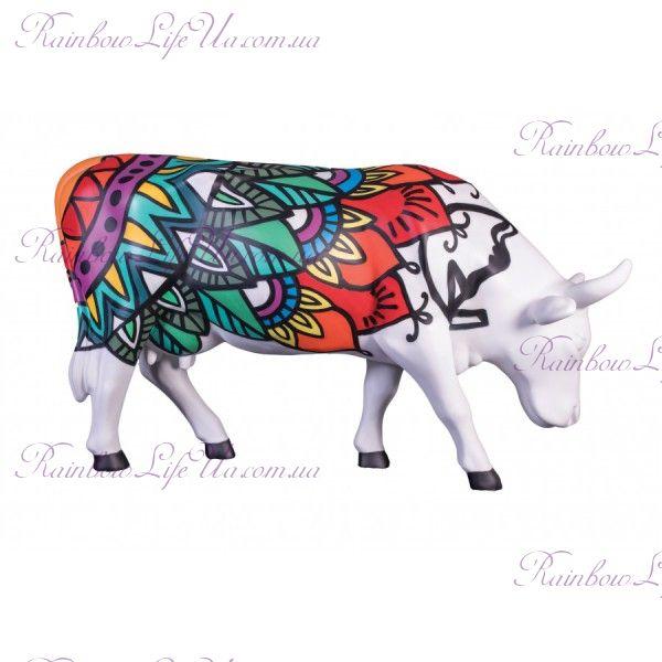 "Коллекционная статуэтка корова ""Iracema de Luz"", Size L"