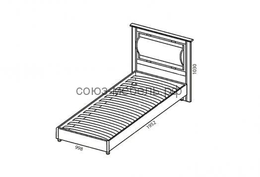 Детская Мозаика (тумба ТМ+кровать КР+комод КМ+шкаф угловой ШУГ+пенал ПН+стол СТ-1,5+шкаф навесной ШН-1,5+пенал ПУ)