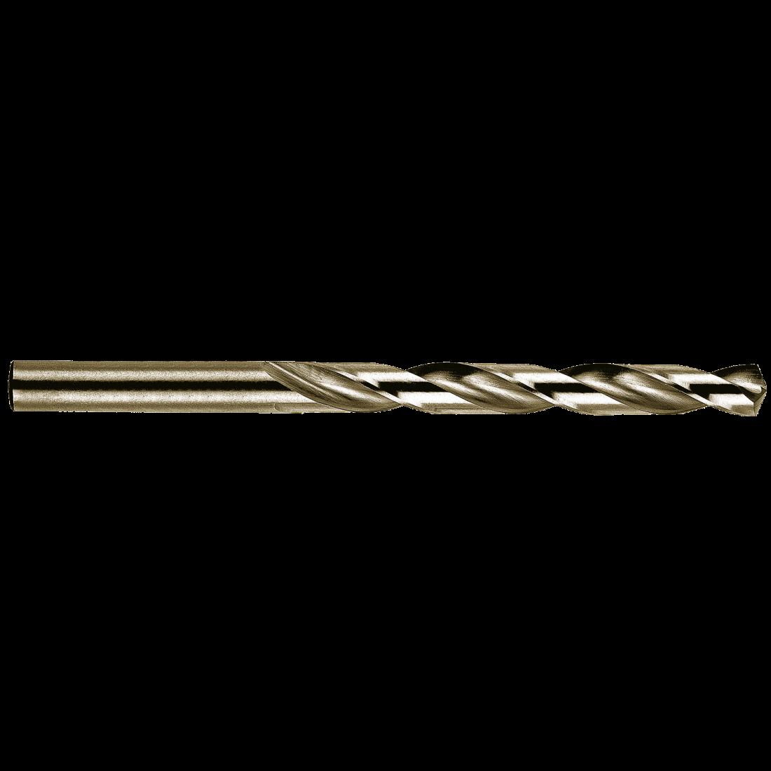 Сверло по металлу Heller НSS-Co DIN 338 RN  4,2x43x75мм (10шт)