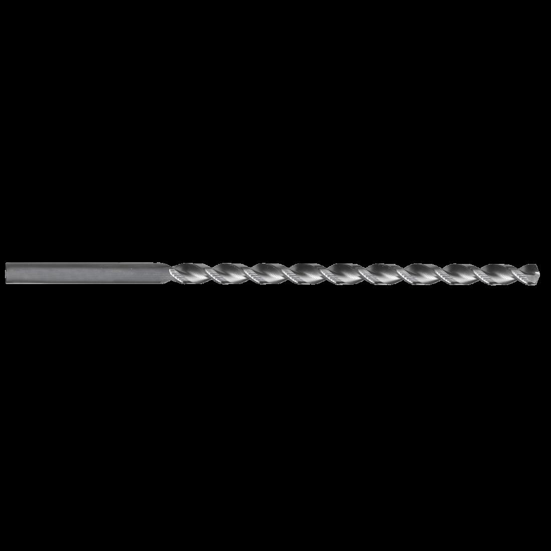 Сверло по металлу Heller HSS-G Super сверхдлинное DIN1869 10х235х340мм