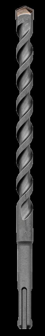 Бур по бетону Heller SDS-plus Prefix 16х250х300мм