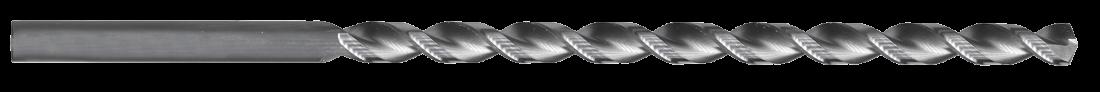 Сверло по металлу Heller HSS-G Super сверхдлинное DIN1869 6х180х260мм