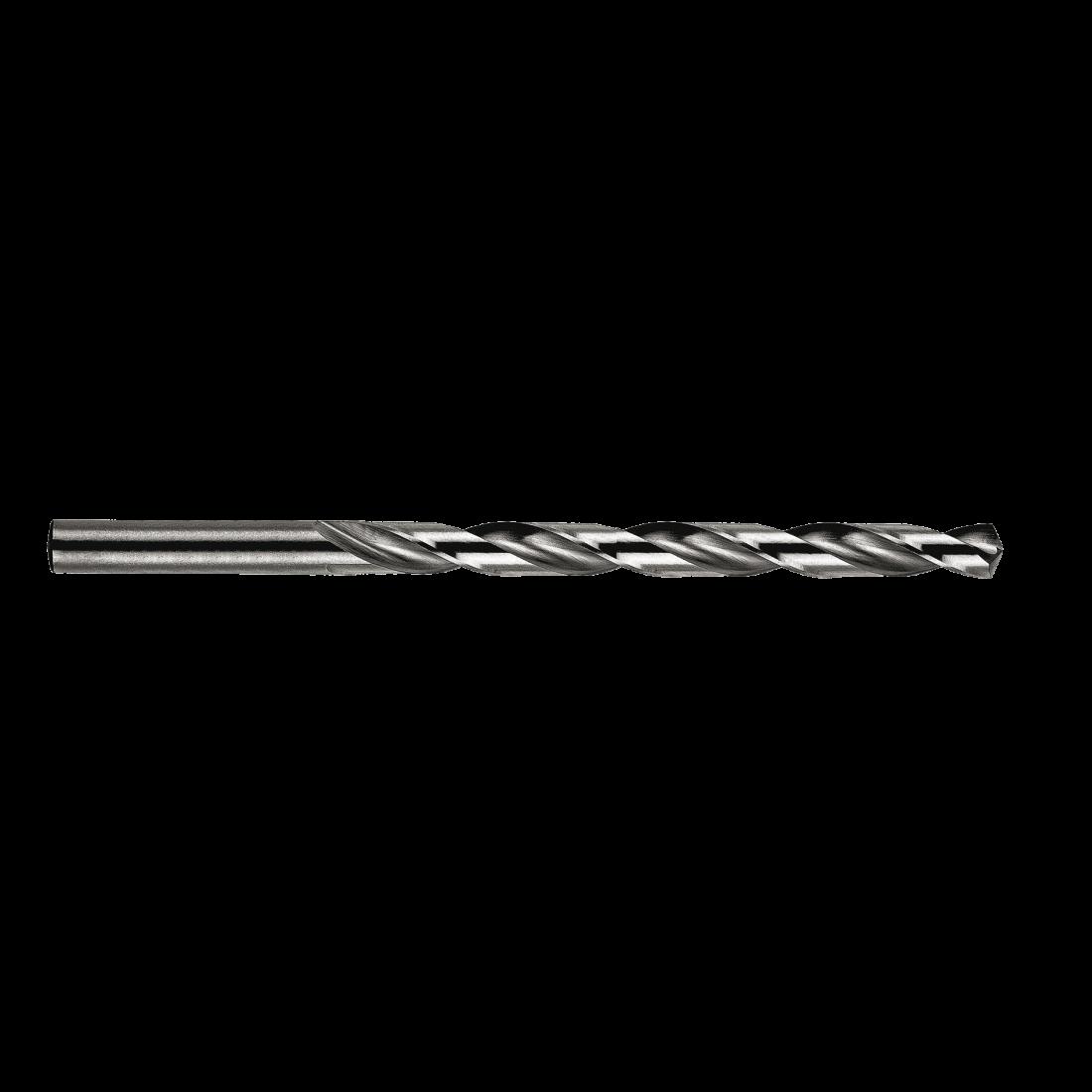 Сверлo по металлу Heller HSS-G Super DIN 340 сверхдлиннoе 4,8х87х132мм (10шт)