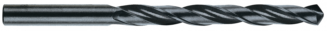 Сверло по металлу Heller HSS-R DIN 338 RN 3,8х43х75мм (10шт)