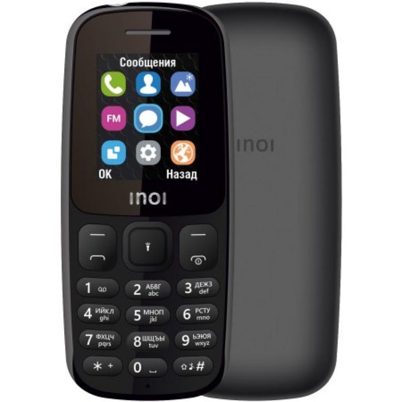 Телефон INOI 101, черный