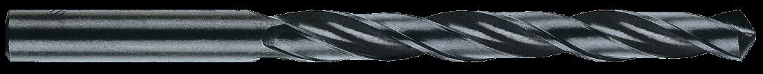 Сверло по металлу Heller HSS-R DIN 338 RN 6,4х63х101мм (10шт)
