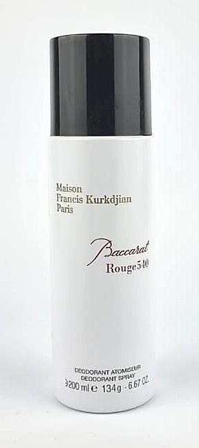 Парфюмированный дезодорант Francis Kurkdjian Baccarat Rouge 540, 200 ml (Унисекс)
