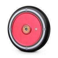 Колесо Hipe Flat Solid logo 125мм красный/черный