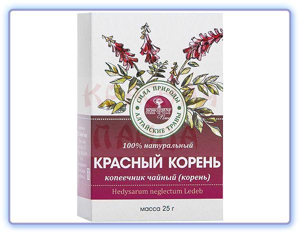 Красный корень (копеечник чайный) Алфит Плюс