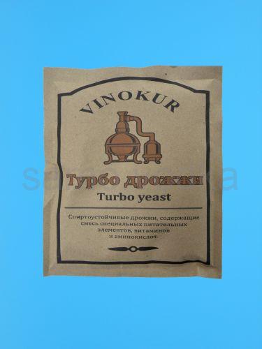 Дрожжи спиртовые Vinokur 120 гр.