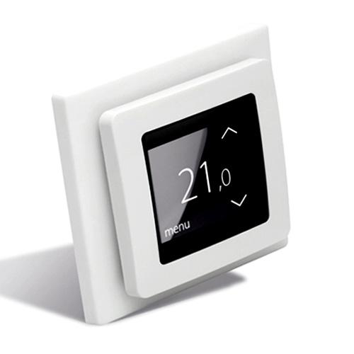Терморегулятор DEVI Touch белый (арт. 140F1064)