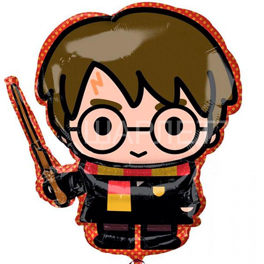 "Фигура ""Гарри Поттер"""