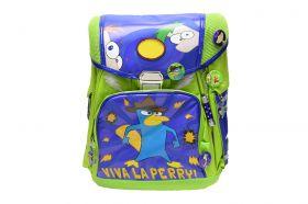 Ранец рюкзак Супер Утконос, 38х30х22 см
