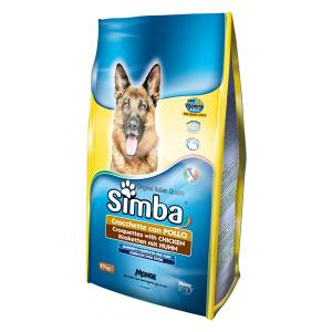 Сухой корм для собак Simba курица 10 кг