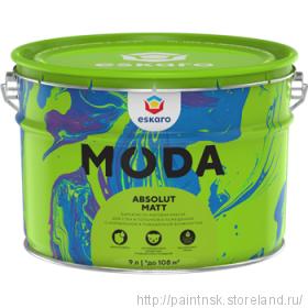 Суперпрочная краска MODA АБСОЛЮТ МАТ