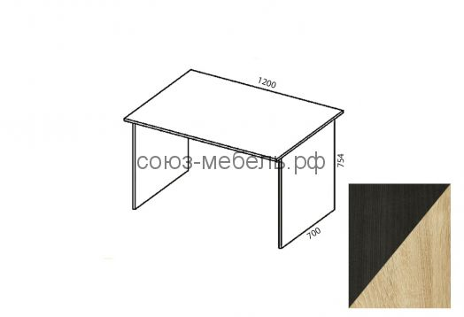 Триумф Стол СТ-1,2
