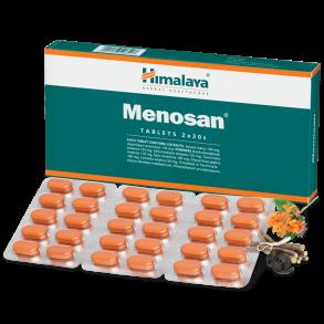 Himalaya Menosan (Меносан) - помощь при менопаузе,60 таб