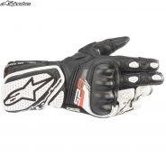 Перчатки женские Alpinestars Stella SP-8 V3, Черно-белые