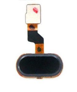 FLC (Шлейф) Meizu M3s (на кнопку Home) (black) Оригинал