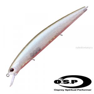 Воблер OSP Rudra 130SP 130 мм / 20 гр / Заглубление: 1,5 - 2 м / цвет: GF76