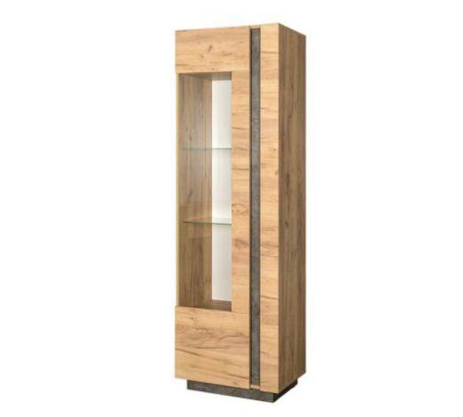Арчи шкаф витрина 600