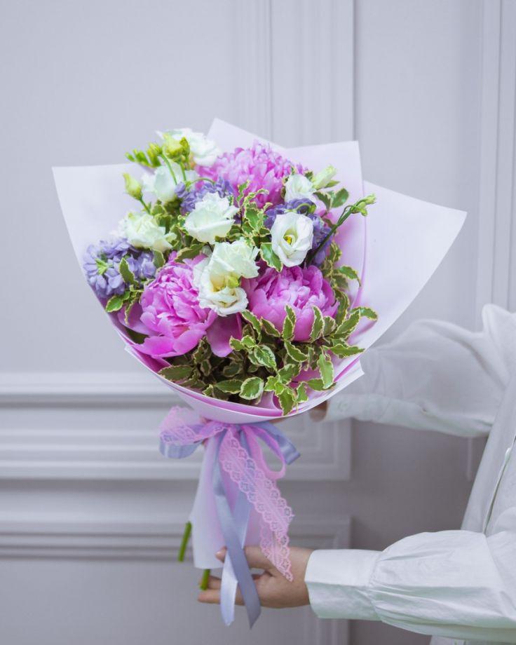 "Букет цветов ""Александра"""