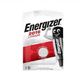 батарейка ENERGIZER CR2016 Lithium 1/10/140