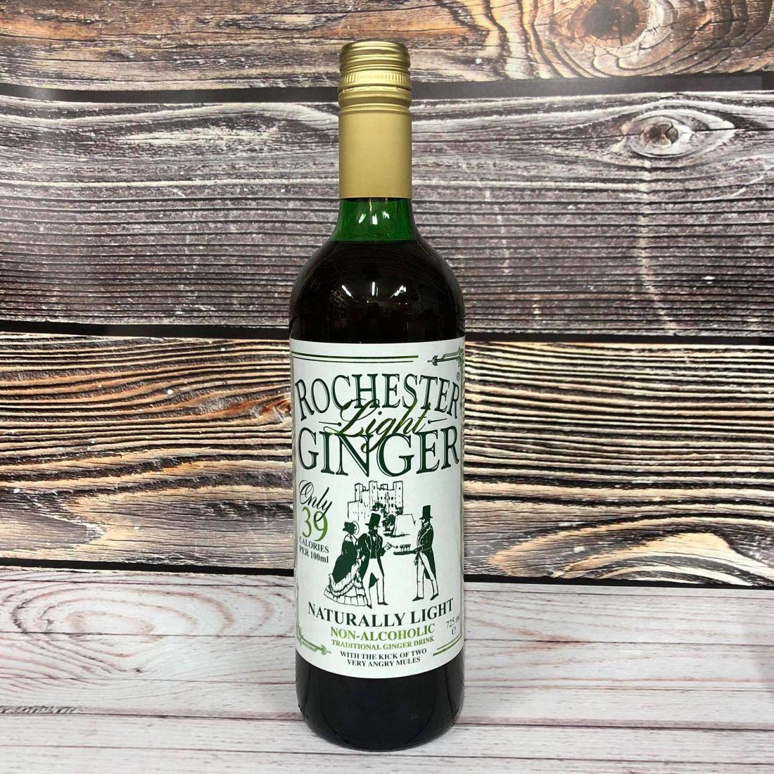 Rochester Light Ginger Безалкогольный Имбирный напиток - 725 мл