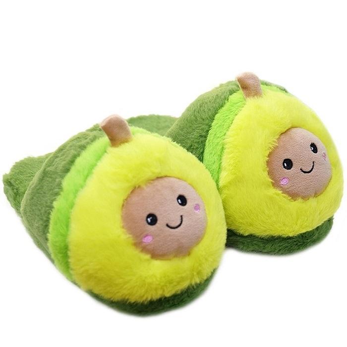 Тапочки Кигуруми Авокадо
