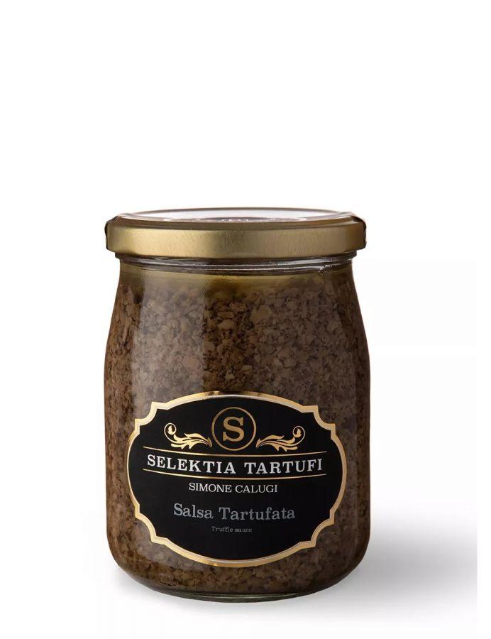 Сальса трюфельная 5% 500 г Salsa Tartufata 5%, Selektia Tartufi 500g