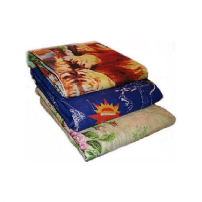Односпальный комплект постельного белья из полиэстера