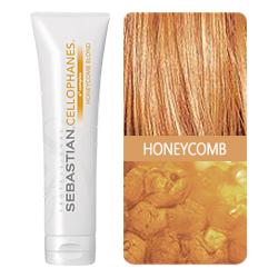 Sebastian Cellophanes Honeycomb Blond – Тонирующая краска с кондиционирующим эффектом «Золотисто-медовый Блонд» 300мл