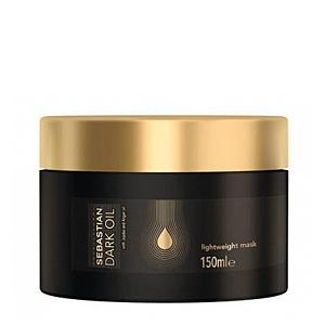 Sebastian Dark Oil - Легкая маска для блеска и шелковистости волос 150 мл