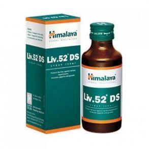 Сироп Лив 52 DS  (Liv 52 DS syrup ), Himalaya , 200 мл до 07.2021