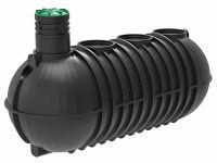 Емкость модульная пластиковая 20 м3 20000 литров | БОЧКИВДОМ.РУ