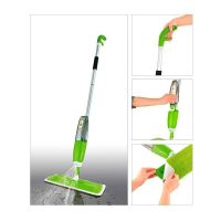Швабра с распылителем Spray Mop Deluxe, Зеленый