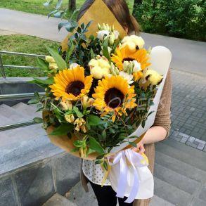 """Букет """"Sunny Flowers"""""""