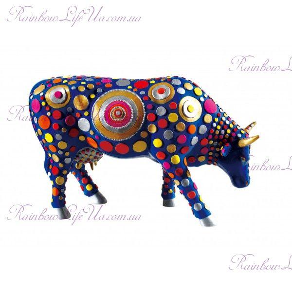"Коллекционная статуэтка корова ""Cowpernicus"", Size L"