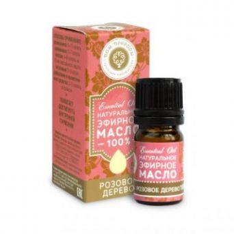 Эфирное масло Розового дерева 5 мл
