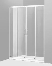 Душевая дверь Oporto Shower A-57 170x185 см прозрачное стекло