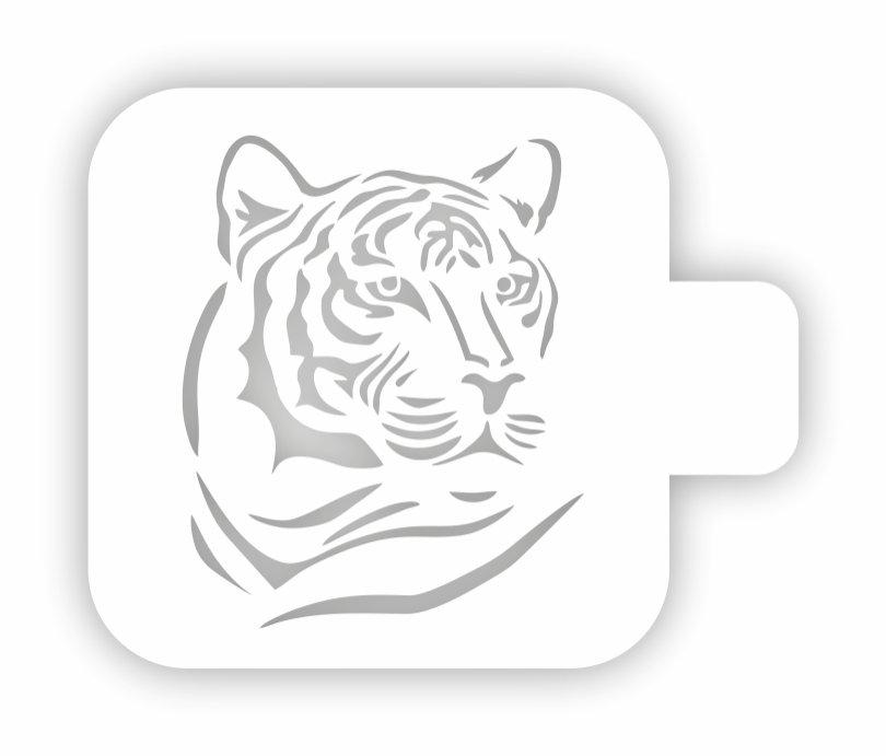 Трафарет Новогодний, год тигра, М9нг22-09