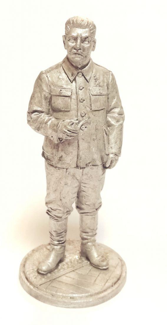 Фигурка Сталин И.В. олово