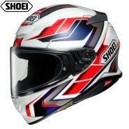 Шлем Shoei NXR2 Prologue TC-1, Бело-синий