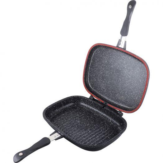 BH-6581 Двойная сковорода гриль, 36см